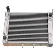 HI-PERF.ALUMINUM RADIATOR For CAN-AM OUTLANDER 500/650/800 06-12 ATV parts accessories replacement parts engine cooling parts