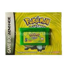 Game Pokemon Leaf Green