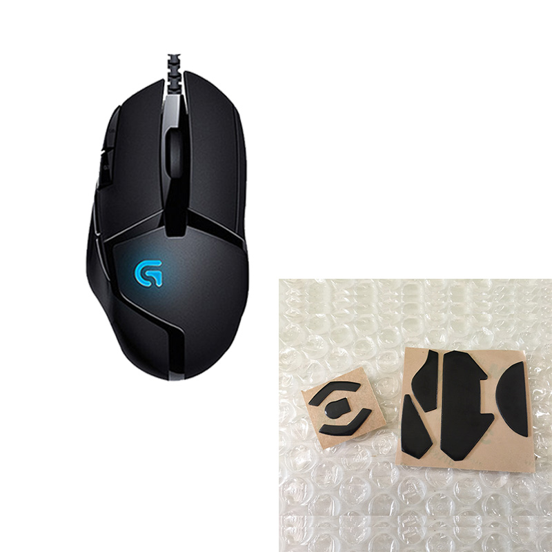 Logitech G402 Hyperion Fury FPS Gaming Mouse with High Speed Fusion Engine with mouse feet for Logitech G402 gaming mouse