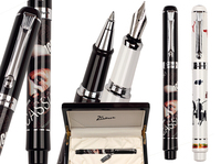 Retail 1 Piece RollerBall Pen Or Fountain Pen M Nib Picasso 929 School And Office Stationery