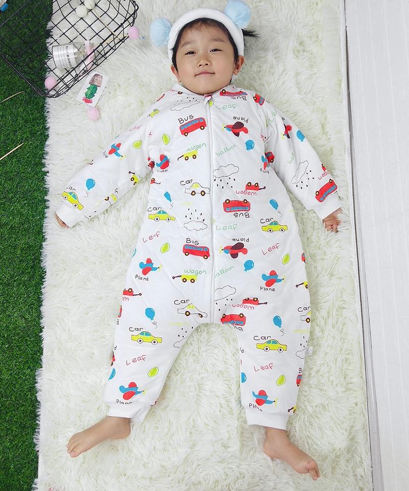 quality design 80347 01538 US $18.99 |Newborn Baby Sleeping Bag Winter Baby Slaapzak Baby Wrap  Swaddling Jumpsuits Sleepsack Spring Child Onesies Lion Fox Clouds-in  Sleepsacks ...