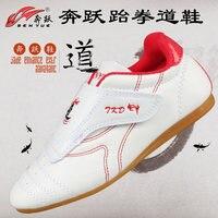 2016 nouveau arrivent Enfant adulte taekwondo chaussures respirant résistant à l'usure taekwondo chaussures Eur 28-44 sport chaussures train chaussures