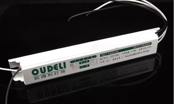 Balastros tubo h lâmpada com lâmpada Garantia : 1 Year