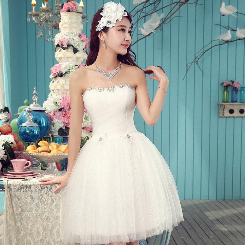 Short White Wedding Dresses Under 100 | Wedding Gallery
