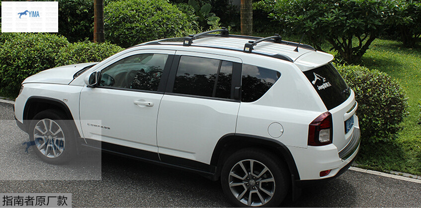 New For Jeep Compass 2011 2016 Roof Luggage Rack Cross Bars OEM Model In Roof  Racks U0026 Boxes From Automobiles U0026 Motorcycles On Aliexpress.com | Alibaba  Group