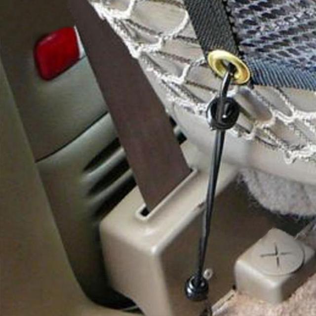 Pet Dog Car Seat Barrier Net