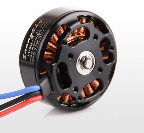 Original Sunnysky X4108S 380KV 480KV 600KV 690KV 4S 6S 2kg 300W Brushless Motor for FPV Multicopter Quadcopter RC Airplane цена 2017