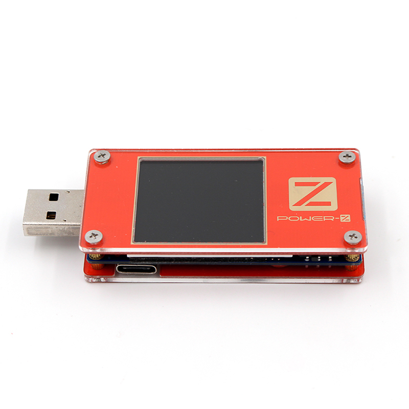 Identification of PD Decoy Instrument KT001 by ChargerLAB POWER-Z USB PD Tester MFi цена