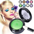 Colorful Shimmer Charming Amazing Eyeshadow Natural Eye Shadow Black Case For Cosmetic Makeup Beauty Tools 8 Colors