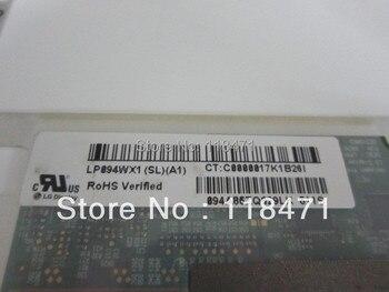 Original A+ Grade LP094WX1 SLA1 LP094WX1-SLA1  9.4 inch LCD Panel With Touch Panelpanel 1280*800 XGA