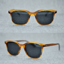 цены на Vintage Square Polarized Sunglasses Women Men Brand Designer Retro Fashion Round Sun Glasses Acetate Eyewear Oculos De Sol UV400  в интернет-магазинах