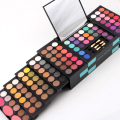 Miss Rose Pro 148 Colors Eyeshadow Pallete Full Combination 3 Colors Blushers Lip Gloss Concealer Women Cosmetic Makeup Palette
