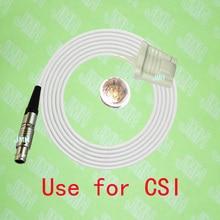 Совместимость с CSI Пульсоксиметр монитор, взрослых силикон мягкий наконечник Spo2 Датчик, 5pin lemo мужской подключения, 1B.