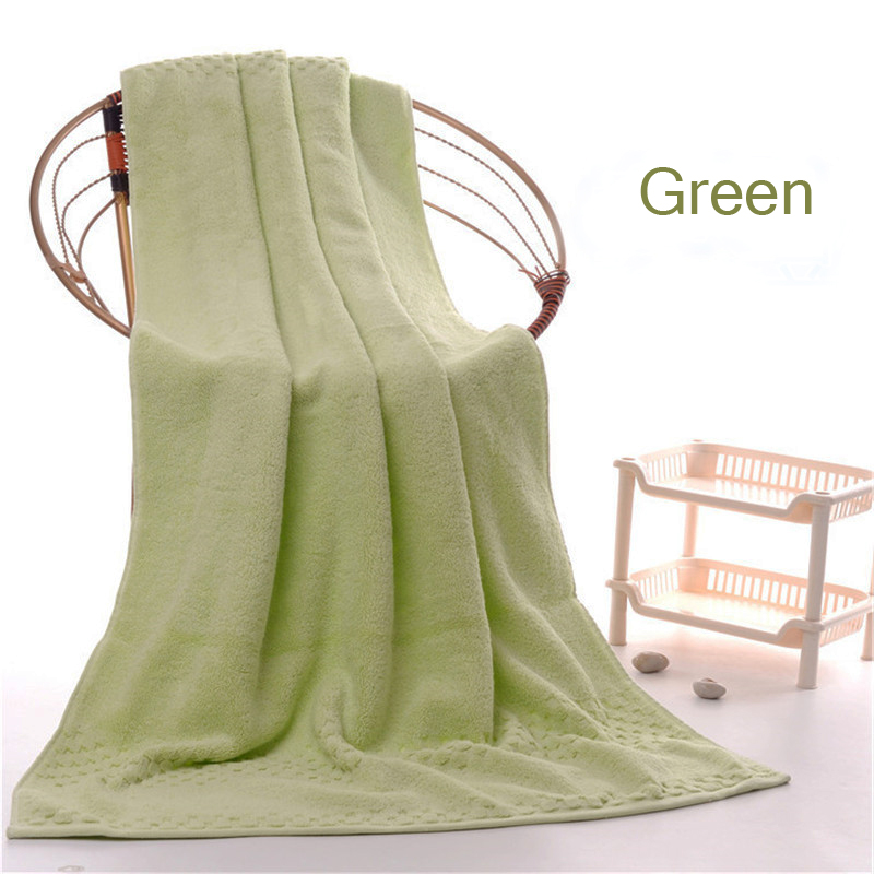Egyptisk bomuld 920g boutique bad håndklæde stor størrelse mere - Hjem tekstil
