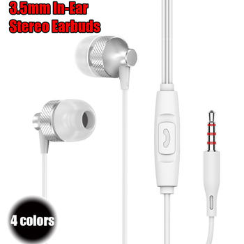 Hifi Devices Earbuds Bass Earphone For Phone Gaming In Ear Headphones Sport Headset Earphones With Microphone Fone De Ouvido