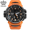Sport Man Watch With Dual Display Special Mark Up To 5ATM High Waterproof With Young Blue Show the Teenage Style  1626