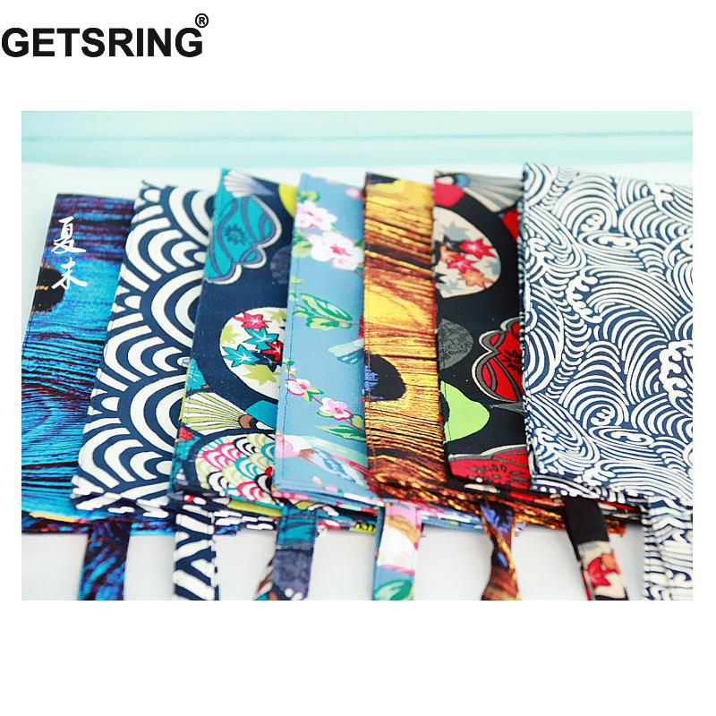 GETSRING Original Customed Women Wide Waist Belt Japanese Kimono Bathrobes Printing Ceinture Femme Retro Cummerbunds Multi-color