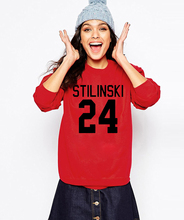 Stilinski 24 Women's Sweatshirt