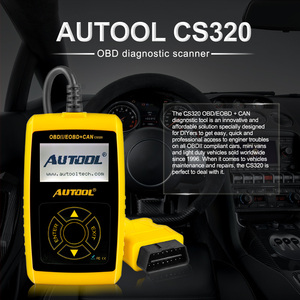 Image 4 - AUTOOL CS320 OBD2 Automotive Scanner OBD 2 II Car Code Reader Auto Vehicle Scan Diagnostic Tool PK AD310 Launch X431 OM123 Scan