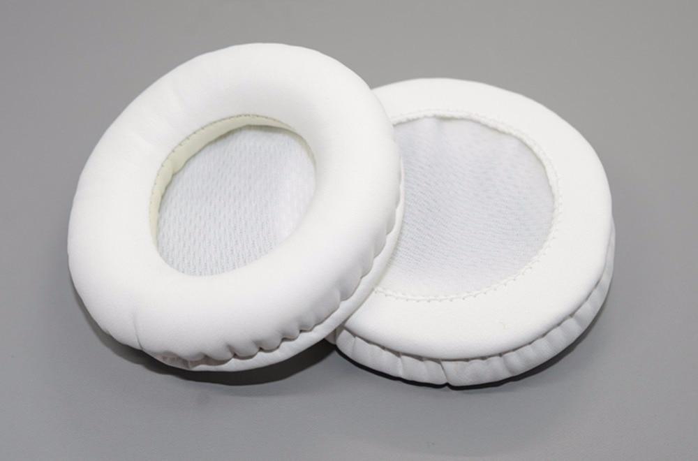 Liberaal Wit Vervanging Oorkussens Foam Oorkussentjes Kussen Kussens Cover Cups Reparatie Onderdelen Voor Jvc Ha Rx300 Ha-rx300 Hoofdtelefoon Headset