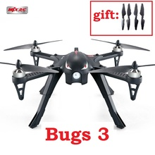 YUKALA B3 Bugs 3 RC Quadcopter Brushless 2 4G 6 Axis Gyro Drone with Camera Mounts