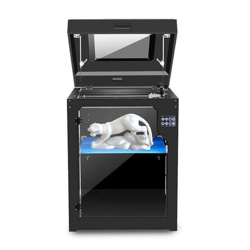 400*400*500mm imprimante 3d Impressora Kit complet haute qualité i3 mega niveau automatique Colorida imprimante 3d