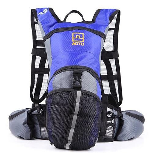 2979d206da829 ღ ღABDB NOWY Mody Plecak Torba Hydration Pack (Niebieski) - a522