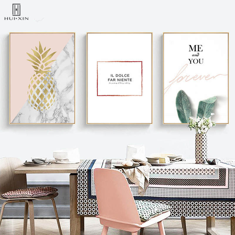 Minimalist Ins Style Fashion Items Unframed HD Posters ... on Room Decor Posters id=60927