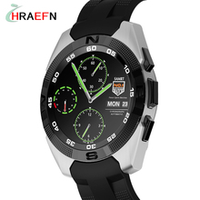 HRAEFN G5 Smart Watch Heart Rate Monitor Smartwatch reloj inteligente sport wristwatch for IOS Apple iphone Android phone