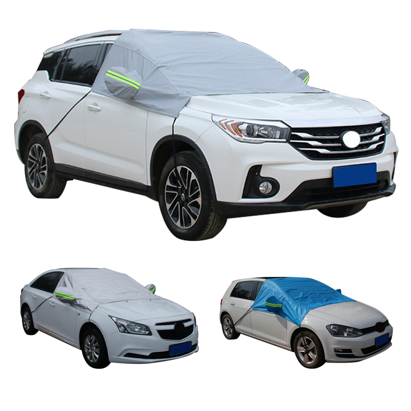 ZHIHUI car half covers block snow and ice screen winter necessary for LAND ROVER RANGE ROVER SPORT VELAR EVOAUE DISCOVERY series