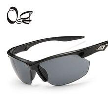OSG New Fashion Men Sunglasses Polarized Designer Travel Driving Square Male Eyewear Glasses Outdoors gafas oculos de sol