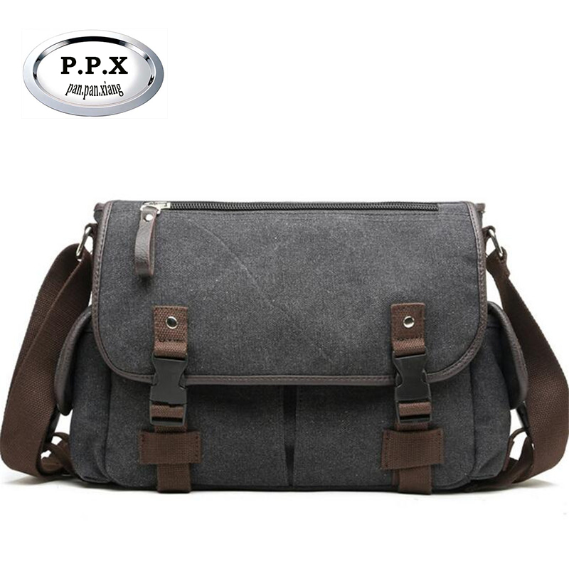Designer Postman  Buisness Crossbody Bags Attache Laptop Case Office Briefcase Messenger Bags Canvas Shoulder Bags P387