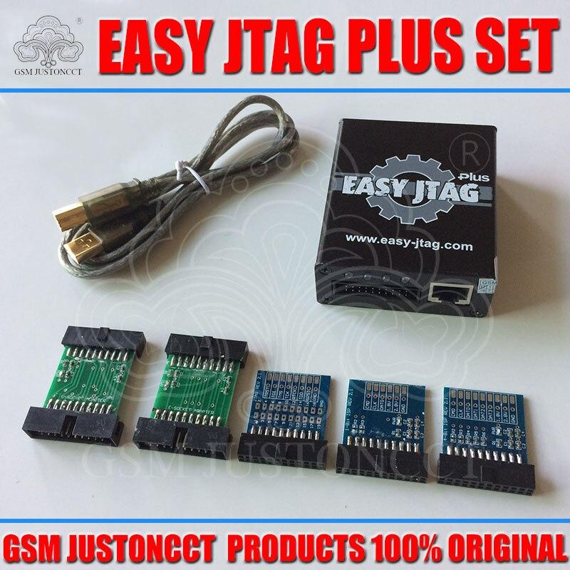 Nouvelle version originale boîte Jtag plus facile boîte Easy-Jtag plus pour HTC/Huawei/LG/Motorola/Samsung/SONY/ZTE