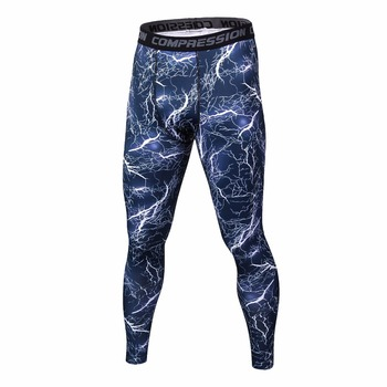 3D printing Camouflage Pants Men Fitness Mens Joggers Compression Pants Male Trousers Bodybuilding Tights Leggings For men 8