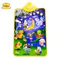 Frete Grátis Russo Música Som tapete tapetes de Jogo Do Bebê Tapete de Animais para As Crianças esteira do jogo para crianças tapete