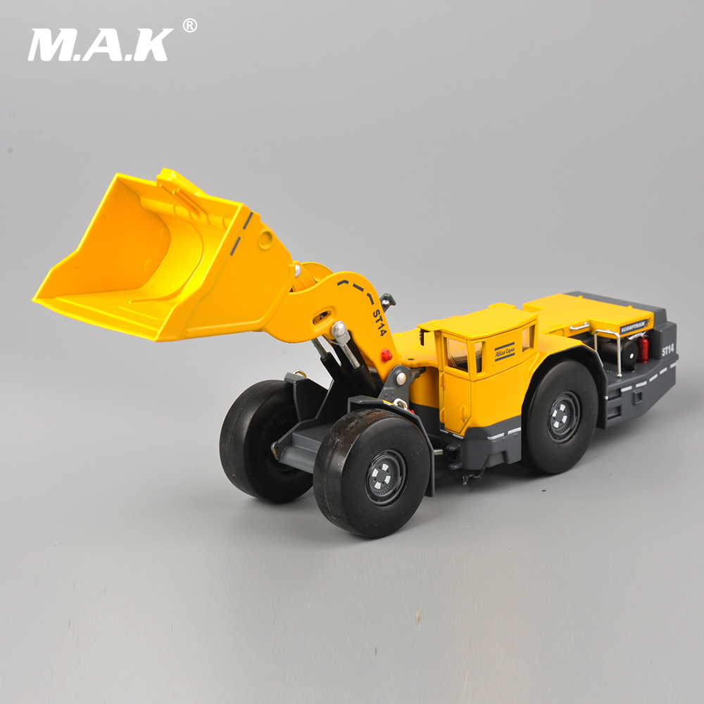 1:50 scale DieCast copco Scooptram ST14 Mining Loder metal model Construction vehicles toy ...