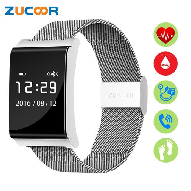 Smart Wristband Band Blood Pressure Oxygen X9 Plus Heart Rate Monitor Bracelet Watch Wristwatch Anti-lost For iOS Android Xiaomi
