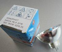 100 шт./лот OSRAM HLX 64634 EFR 15 V 150 W GZ6.35 XENOPHOT источник света лампа 15V150W MR16 сделано в Германии Бесплатная доставка