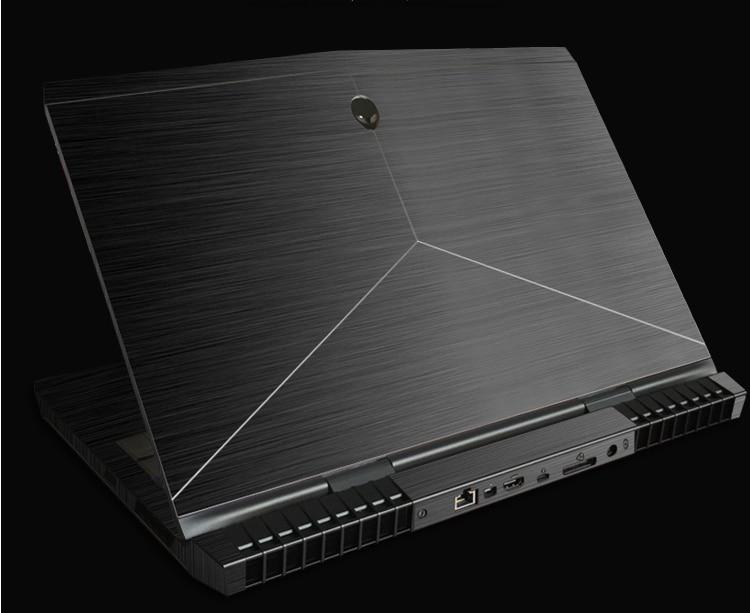 KH ноутбука матовый блеск Стикеры кожного покрова протектор для Новый Alienware 17 AW17R5 M17X R5 17,3 2018 выпуска