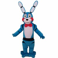 Индивидуальный заказ Five nights at Freddy's FNAF/игрушки Бонни синий Маскоты для рождественской вечеринки Маскоты подарок на день рождения Маскоты ко