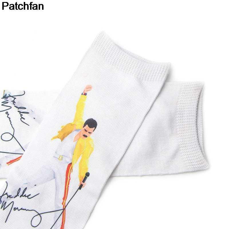 Patchfan yeni varış sevimli karikatür Anime baskılı kadın çorap ayak bileği çorap Kawaii parti favor cosplay hediyeler A1908