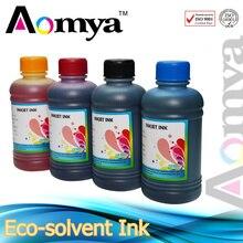 [250 мл * 6C] Красителя Эко-сольвентные Чернила Для Epson 1400/1390/A1430 Принтер для Бумаги, украшения, карты, подарок поля и так далее.