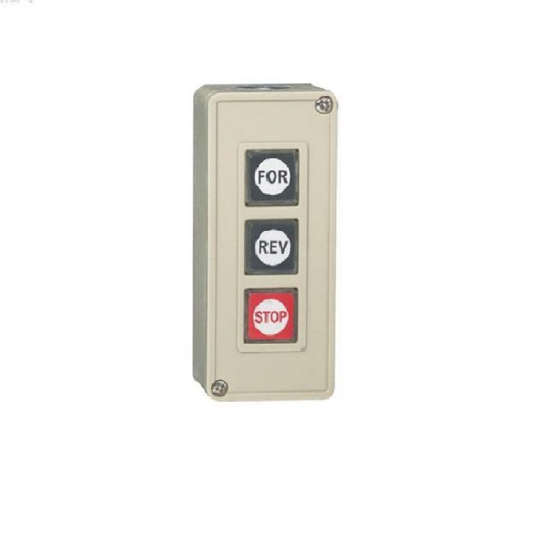 Power Push button for barrier gates and gate openers/Commercial Garage Door Opener three-position control button automatic sliding gate opener drive gate for 3600lbs 1800kg door gate with remote controller
