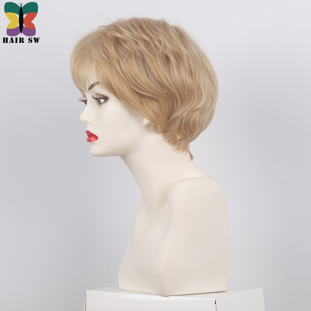 HAIR SW Μικροσκληρυνόμενα πλευρικά - Συνθετικά μαλλιά - Φωτογραφία 5