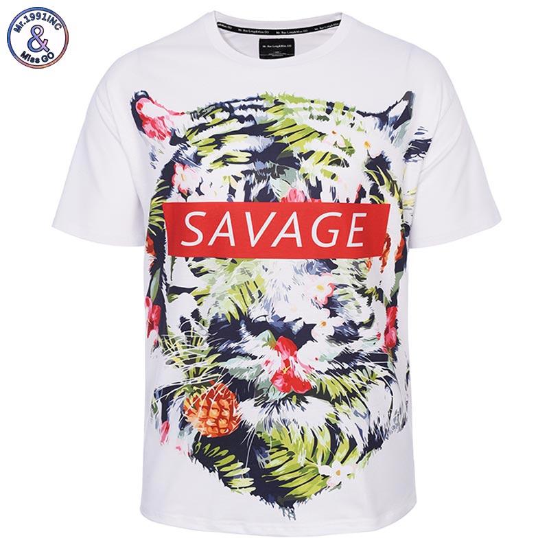 Mr.1991INC Europa Amerika Fashion T-shirt Männer 3d T-shirts Marke ...