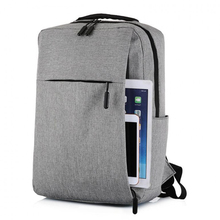 Fashion Laptop Backpack For Men Women Student Business Bag Backpacks Male Female 15.6 Inch Notebook Travel USB Black Back Pack все цены