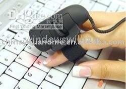 50pcs Mini USB 3D Optical Finger Mouse Mice for Laptop PC, mouse ,finger mouse ,mice