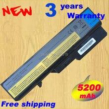 Замена ноутбука Батарея для Lenovo IdeaPad g460 G465 G470 G475 G560 G565 G570 G575 G770 Z460 V370 V470 V570 l09m6y02 l10m6f21