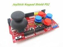 Free Shipping 1PCS/LOT JoyStick Keypad Shield PS2 for Arduino nRF24L01 Nk 5110 LCD I2C