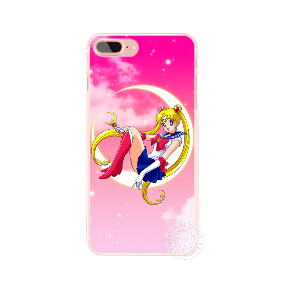 Cases Sailor Moon Sailormoon Girl Crystal Cell Phone Cover Iphone 6 4 4S 5  5S SE ... 3e1c00a42